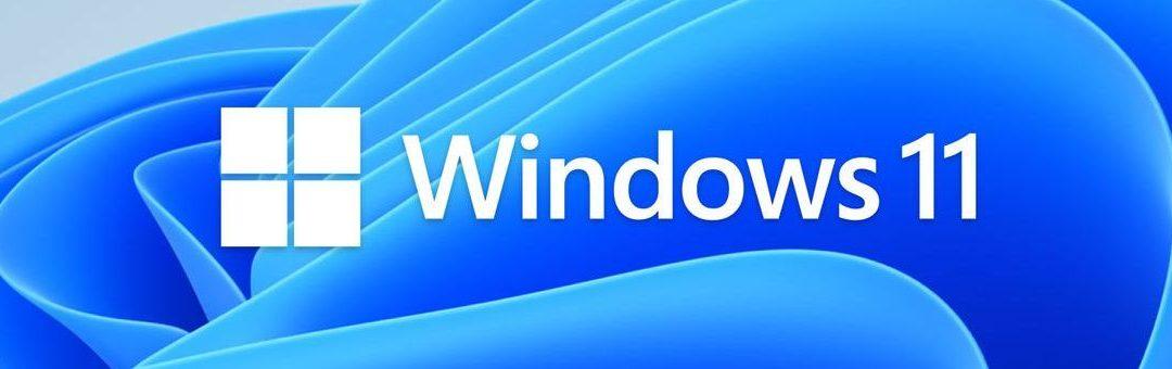 Windows 11 – First Impressions